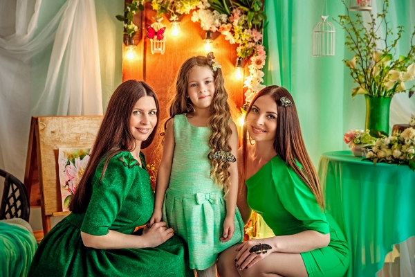 Как подготовиться к детской и семейной фотосессии?