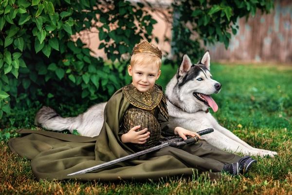 Фотопроект В поисках дракона в Коломне